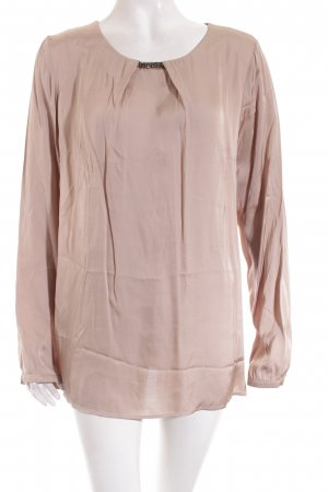 Betty Barclay Langarm-Bluse hellbraun Elegant