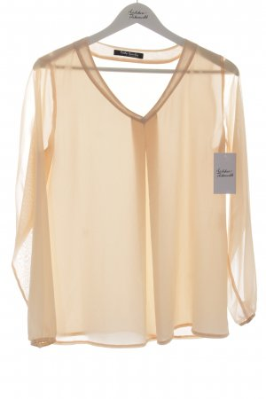 Betty Barclay Langarm-Bluse nude Casual-Look