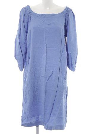 Betty Barclay Langarmkleid blau Casual-Look