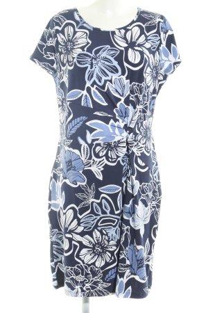 Betty Barclay Langarmkleid florales Muster Casual-Look