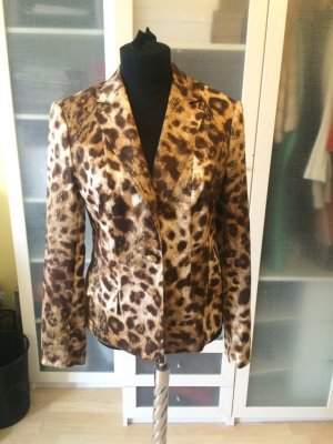BETTY BARCLAY Leopardenprint Blazer Gr. 38
