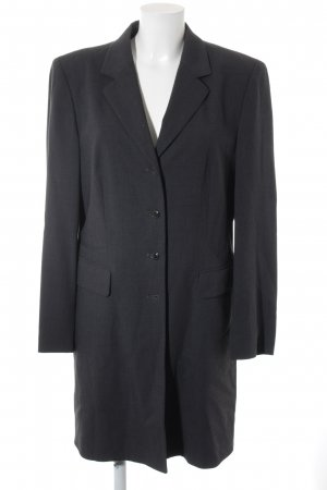 Betty Barclay Long-Blazer anthrazit Business-Look