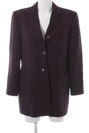 Betty Barclay Long-Blazer braunviolett Business-Look