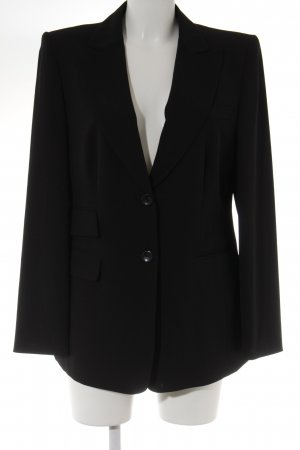 Betty Barclay Lange blazer zwart zakelijke stijl