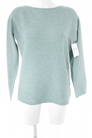Betty Barclay Longpullover graugrün Casual-Look