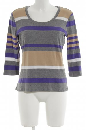 Betty Barclay Longsleeve Streifenmuster Casual-Look