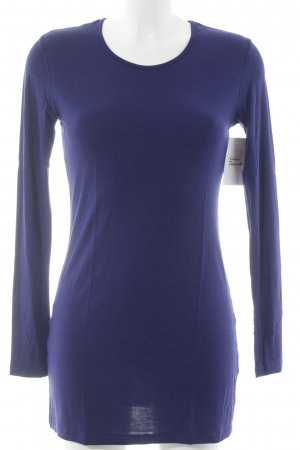 Betty Barclay Longsleeve dunkelviolett Casual-Look
