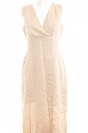 Betty Barclay Vestido largo beige elegante