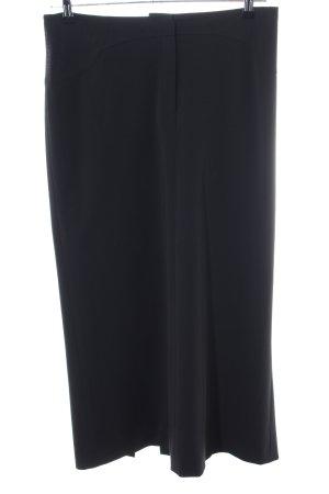Betty Barclay Maxi rok zwart zakelijke stijl