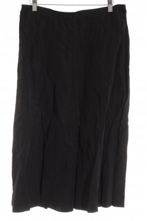 Betty Barclay Falda larga negro elegante
