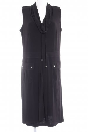 Betty Barclay Midi Dress black classic style
