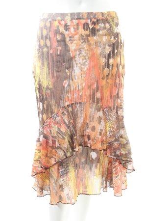 Betty Barclay Midirock abstraktes Muster Casual-Look