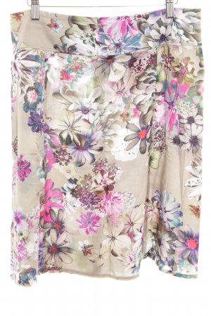 Betty Barclay Midirock florales Muster Gypsy-Look