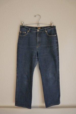 Betty Barclay Momjeans Jeans Hose S M 38 blau cool lässig skater