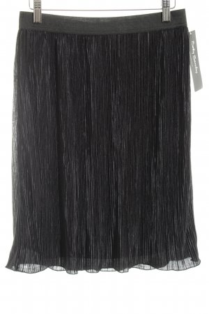 Betty Barclay Pleated Skirt black simple style