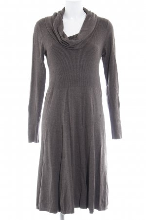 Betty Barclay Pulloverkleid hellbraun Casual-Look