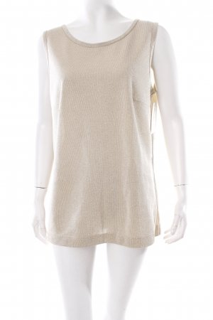 Betty Barclay Rippshirt goldfarben extravaganter Stil