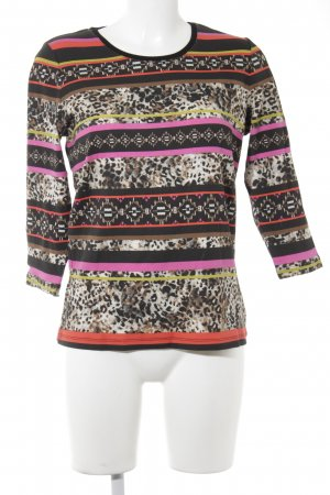 Betty Barclay Rippshirt Mustermix Casual-Look