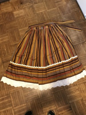 Betty Barclay Plaid Skirt multicolored