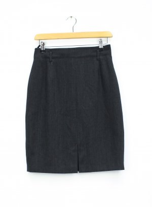 Betty Barclay Wool Skirt anthracite
