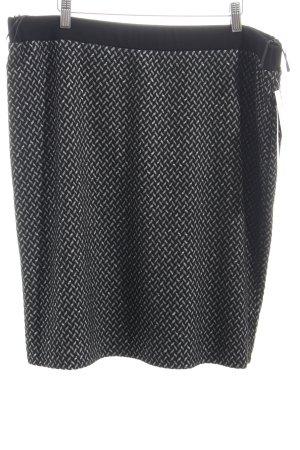 Betty Barclay Rock schwarz-weiß Fischgrätmuster Casual-Look