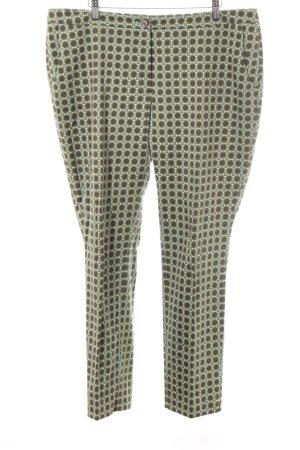 Betty Barclay Pantalon cigarette motif embelli style décontracté