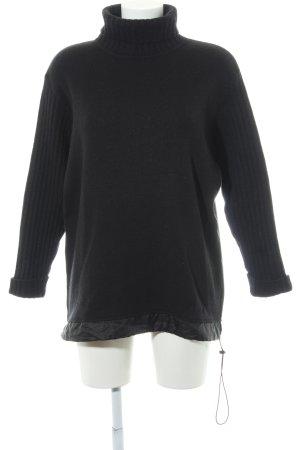 Betty Barclay Rollkragenpullover schwarz Casual-Look