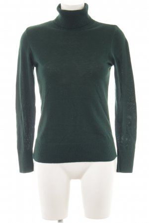 Betty Barclay Turtleneck Sweater forest green casual look