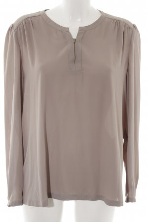 Betty Barclay Blouse à enfiler brun élégant