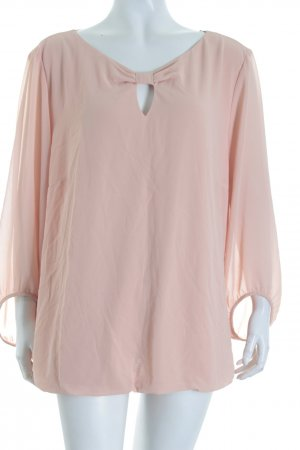 Betty Barclay Schlupf-Bluse nude Romantik-Look