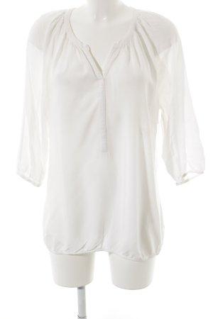 Betty Barclay Camicetta da notte bianco stile classico