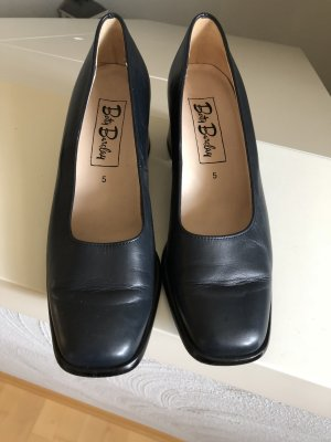 Betty Barclay Tacones azul oscuro