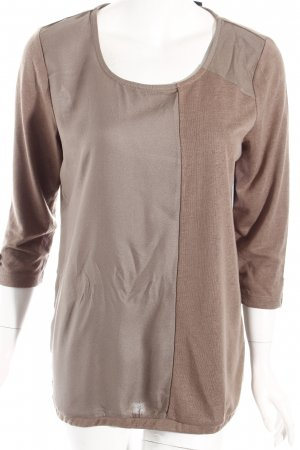 Betty Barclay Shirt hellbraun Casual-Look