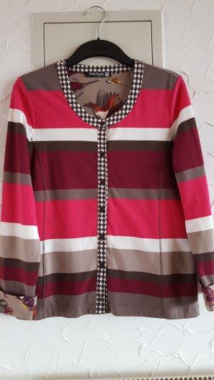Betty Barclay Giacca-camicia multicolore Cotone