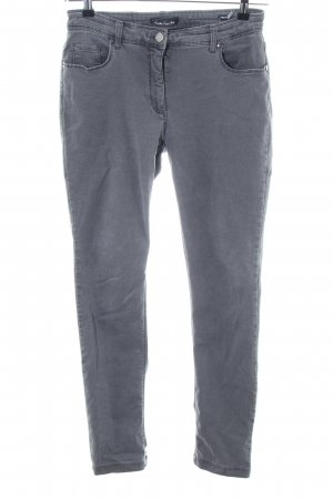Betty Barclay Slim Jeans light grey casual look