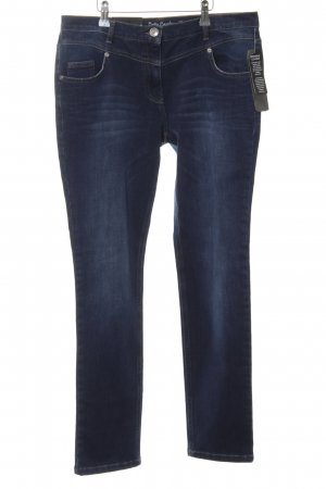 Betty Barclay Slim Jeans blau Casual-Look