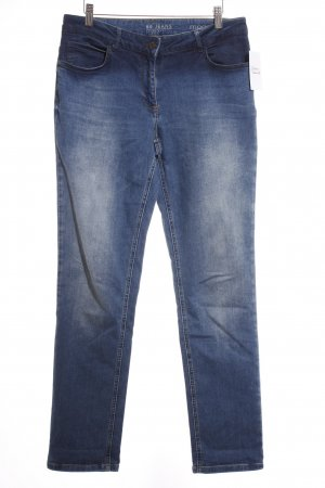 Betty Barclay Slim Jeans blau-dunkelblau Farbverlauf Casual-Look
