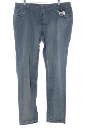 Betty Barclay Slim Jeans graublau Street-Fashion-Look