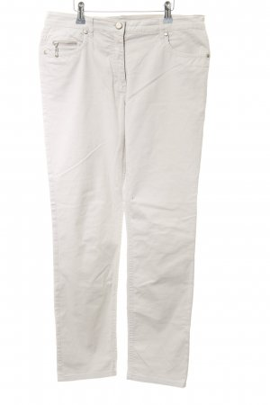 Betty Barclay Slim Jeans hellbeige Casual-Look
