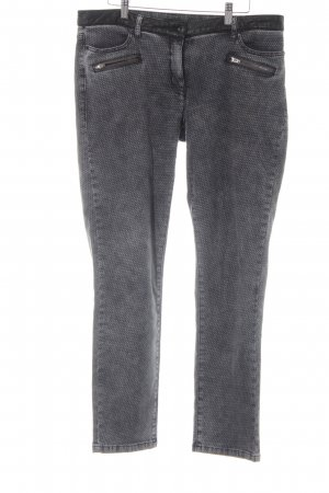Betty Barclay Slim Jeans Punktemuster Casual-Look