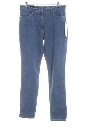 Betty Barclay Slim Jeans stahlblau Casual-Look