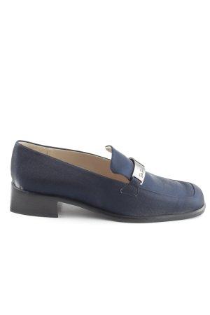 Betty Barclay Slipper blau Elegant