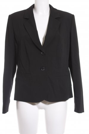 Betty Barclay Smoking-Blazer schwarz Business-Look