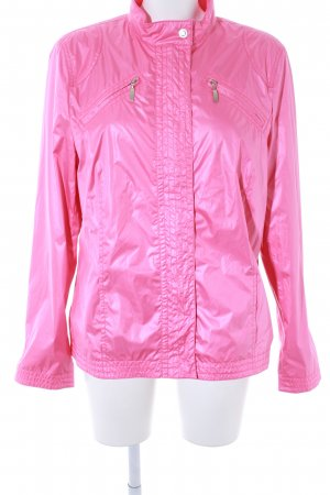 Betty Barclay Softshelljacke pink Glanz-Optik