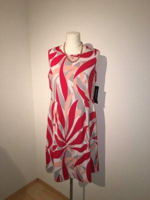 Betty Barclay Sommerkleid Gr.40 NEU rot