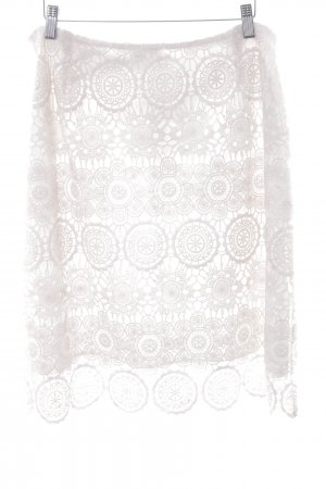 Betty Barclay Lace Skirt natural white elegant