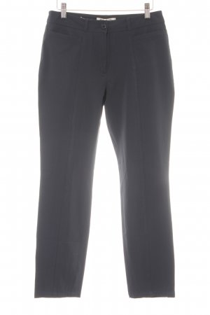 Betty Barclay Pantalone sfoderato blu scuro stile casual