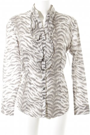 Betty Barclay Stehkragenbluse Animalmuster Animal-Look