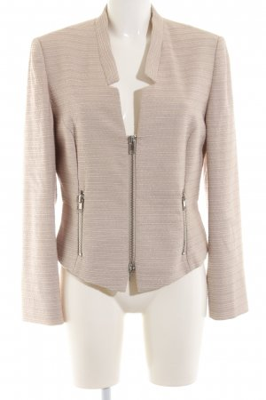 Betty Barclay Steppjacke wollweiß Casual-Look