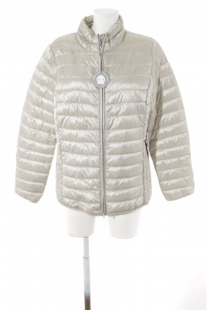 Betty Barclay Steppjacke creme-goldfarben Glanz-Optik